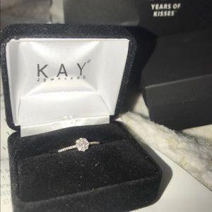 "Diamond ""promise"" Ring"
